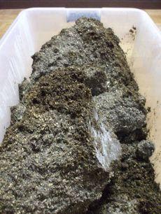 発酵マット作製